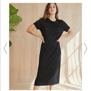New! Jenni Kayne Merino T-Shirt Dress